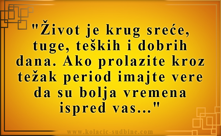 Mudrosti Citati I Izreke Kolačić Sudbine